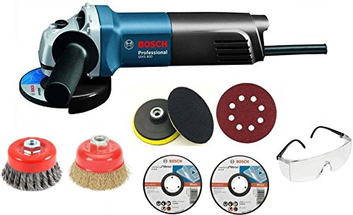 Bosch GWS 600 Multi Use Powerful Combo Angle Grinder