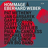 Hommage by JAN / METHENY,PAT / BURTON,GARY GARBAREK (2015-09-09)
