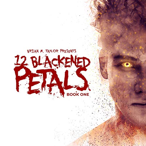 12 Blackened Petals, Book 1 audiobook cover art