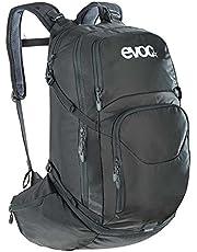 Evoc Explorer Pro Rugzak, 30 liter, voor fietstochten en trails (grote 30 liter opbergruimte, doordachte zakmanagement, AirFlow Contact-systeem, incl. regenhoes)