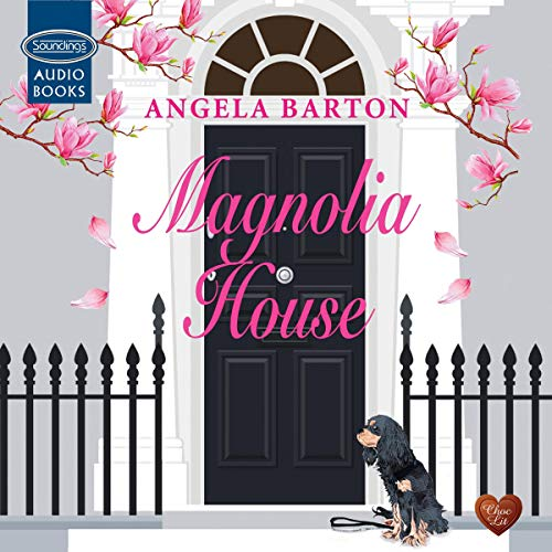 Magnolia House audiobook cover art
