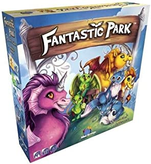 Fantastic Park  Blue Orange Game