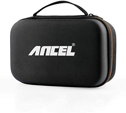 ANCEL Case for OBD2 Scanner, Protective and Storage Box (L) for All...