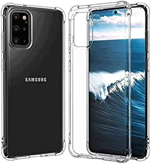 Samsung Galaxy A02s Case Cover Back Air Cushion Soft Silicone Shockproof Ultra Slim Anti-Scratch Protective Bumper Shell C...