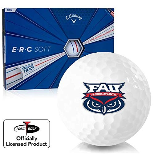 Buy Callaway Golf ERC Soft Florida Atlantic Owls Golf Balls