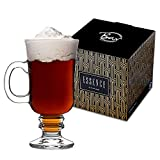 bar@drinkstuff City Irish Coffee Gläser 250ml - Pack of 4