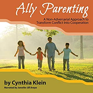 Ally Parenting cover art