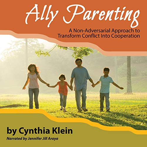 Ally Parenting audiobook cover art