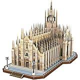 CubicFun Puzzle 3D Italia Duomo di Milano Kit di Modelli...