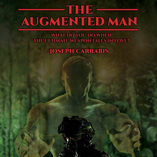The Augmented Man  By  cover art