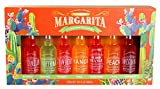 Thoughtfully Gifts, Margarita Cocktail Mixer Set, Includes 7 Unique Margarita Flavors: Wat...