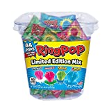 Ring Pop Hard Candy Pops, Variety Pack, 44 Count