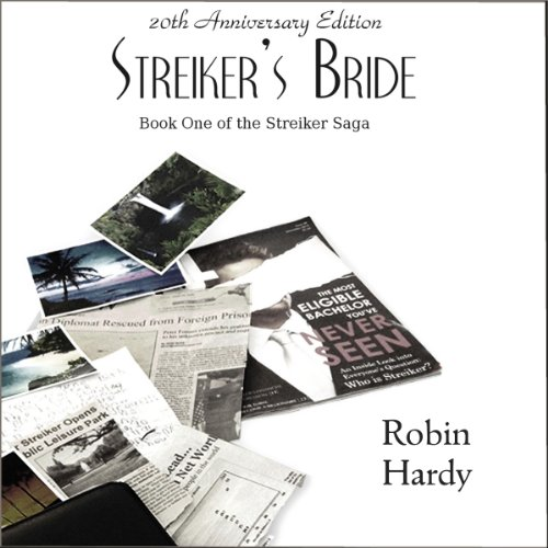 Streiker's Bride audiobook cover art