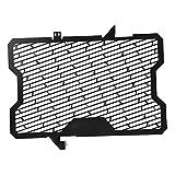 Radiadores moto motocicleta radiador Guardia acero inoxidable Rejilla del radiador Guardia protector para cubrir la CB650F CBR650F 2014-2018 Negro