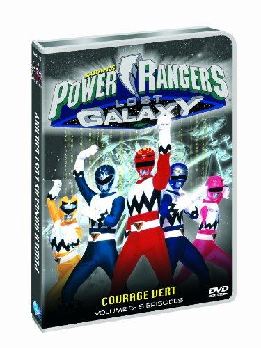 power rangers lost galaxy on dvd - 7