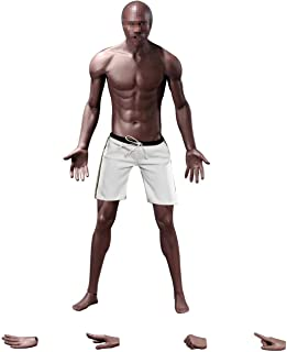 OBEST 1/6th Scale Super Flexible Male Seamless Body PL2018-M36(Head Sculpt is not Included)