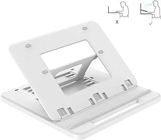 GIRISR Soporte para Computadora Portátil Radiador Escritorio Aumentar Soporte Plegable Base Soporte Portátil Portátil Multifunción
