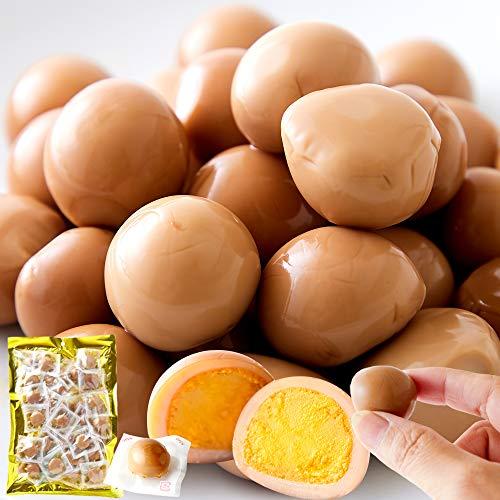 天然生活 味付うずらのたまご (30個) 国産 玉子 うずら卵 醤油味 常温 おつまみ 徳用 個包装