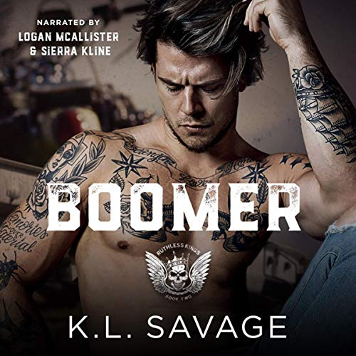 Boomer Audiobook By K. L. Savage cover art