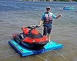 FLOAT-N-SLED – Swim Raft that Never Deflates, Pool Raft, River Raft, Camping Mat, Snow Sled and Pet Friendly