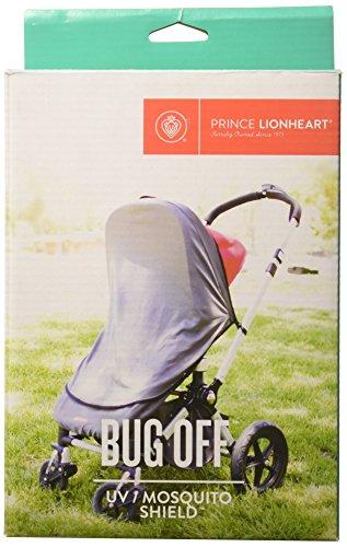PRINCE LIONHEART Protection Contre les UV UPF33/les Moustiques pour Poussette