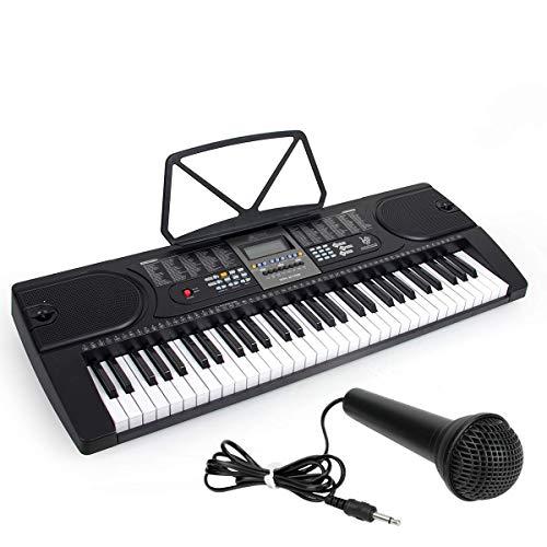 teclado 61 teclas fabricante Kmise
