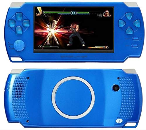 NEXTTECH Grand Classic PSP MP4 Player with Built-in 4GB Memory with Many Games Black