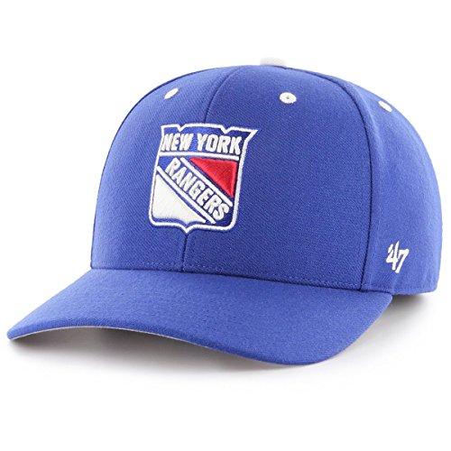 47 Brand Adjustable Cap - Audible New York Rangers Royal