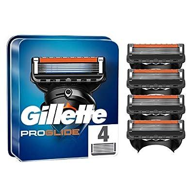 Gillette Fusion ProGlide Men's Razor Blades - 4 Blades