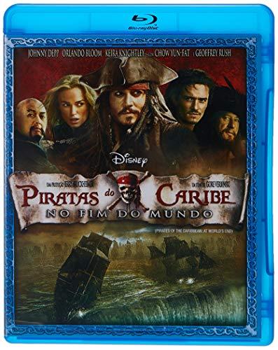 Piratas Do Caribe: No Fim Do Mundo [Blu-ray]