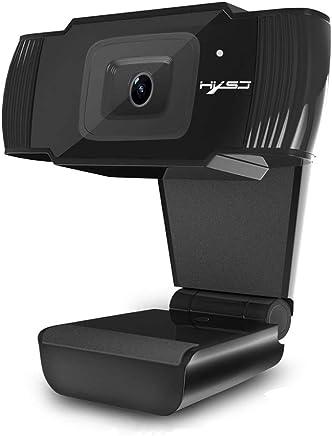LJ2 Webcam, Webcam HD 1080P con Microfono per Lo Streaming di Giochi di videoconferenza per Mac PC Desktop Windows OBS Twitch Youtube Xsplit - Trova i prezzi più bassi