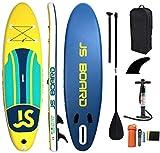 Tabla Paddle Surf Hinchable, Paddle Surf Hinchable Kayak con Accesorios Premium Sup Y Bolsa De Transporte, Tabla De Surf para Deportes AcuáTicos