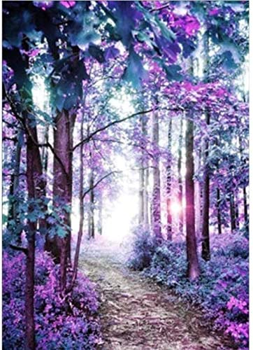 Diamond Embroidery Large DIY 5D Painting Our shop most popular Trust Kits Forest 80