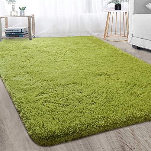 alfombra verde de la marca Merelax
