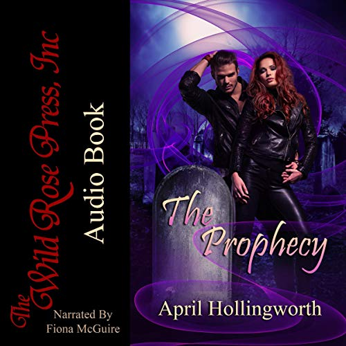 The Prophecy audiobook cover art