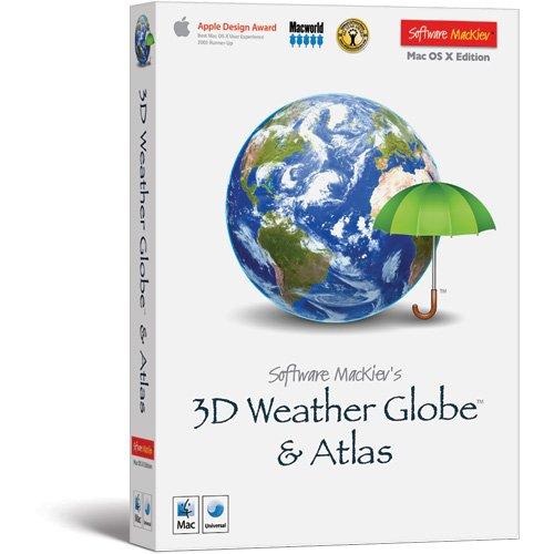 3D Weather Globe & Atlas