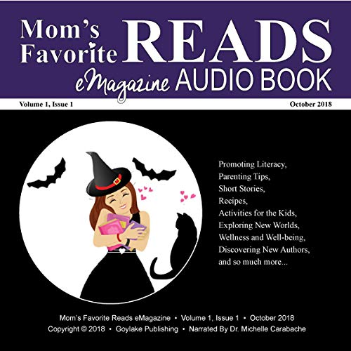 Mom's Favorite Reads eMagazine October 2018 cover art
