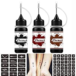 best top rated henna tattoo kits 2021 in usa