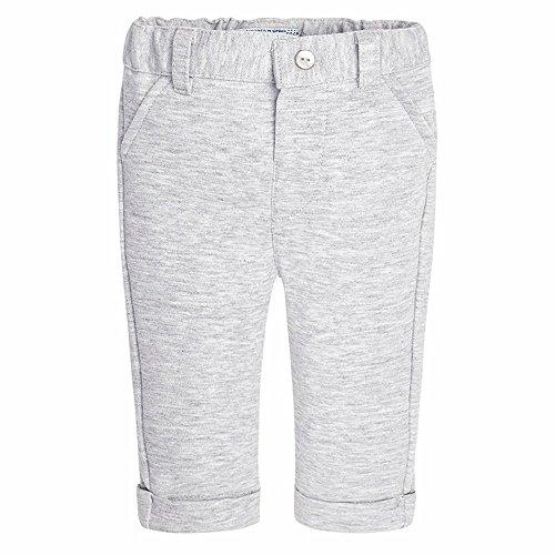 Mayoral Pantalon Gris Bebe niño 0-6 Meses (1 Mes)