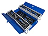Michelin Werkzeugkoffer MHS 67, umfangreiches und durchdachtes Sortiment - 67-teilig - 602020050