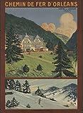 Cantal Auvergne Poster, Reproduktion, Format 50 x 70 cm,