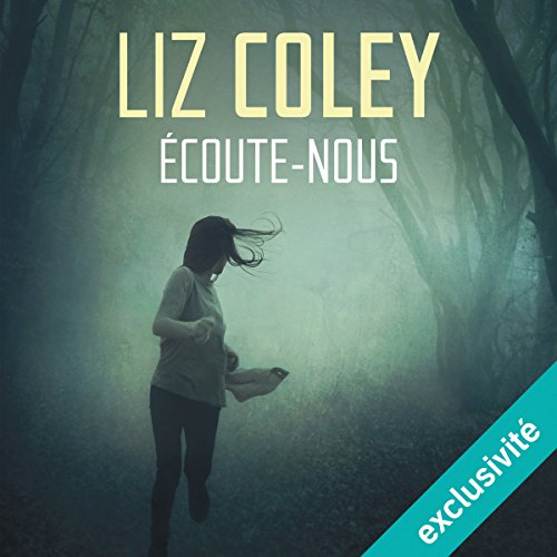 Écoute-nous audiobook cover art