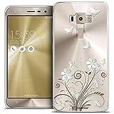 Caseink - Coque Housse Etui pour ASUS Zenfone 3 ZE520KL (5.2) [Crystal Gel HD Collection Summer...