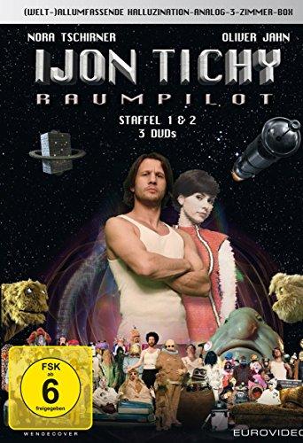Preisvergleich Produktbild Ijon Tichy: Raumpilot - Staffel 1&2 [3 DVDs]