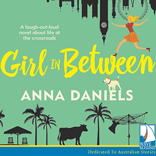 Girl in Between  By  cover art