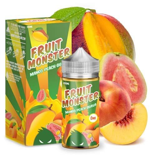 FRUIT MONSTER Mango Peach Guava Liquid