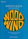 WATERHOUSE BASSOON SOLOS VOLUME 2 BSN/PF