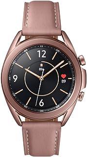 Samsung Galaxy Watch3 R850 Smartwatch (41mm Stainless Steel) International Version - Mystic Bronze