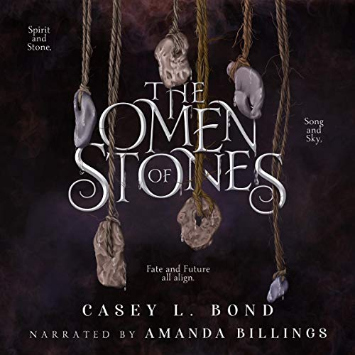 The Omen of Stones cover art