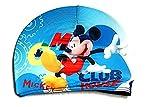 Disney Mickey Mouse - Gorro de baño para niños